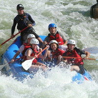 Rafting and other packages